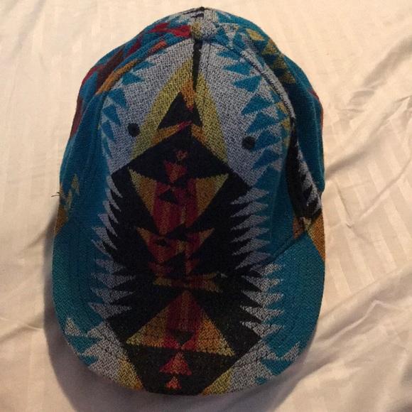 35b64d38f Pendleton Jacquard baseball hat